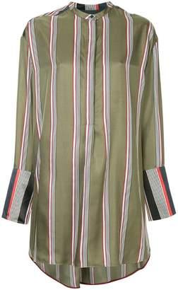 Roksanda striped loose blouse