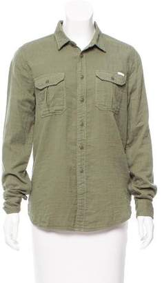 Mother Long Sleeve Button-Up Top w/ Tags