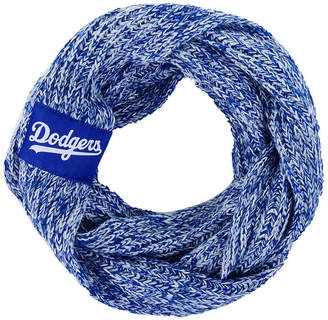 Forever Collectibles Los Angeles Dodgers Peak Infinity Scarf