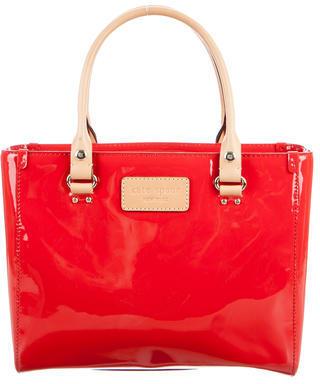 Kate Spade Kate Spade New York Patent Leather Tote