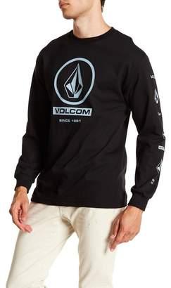 Volcom Lofty Graphic Long Sleeve Shirt