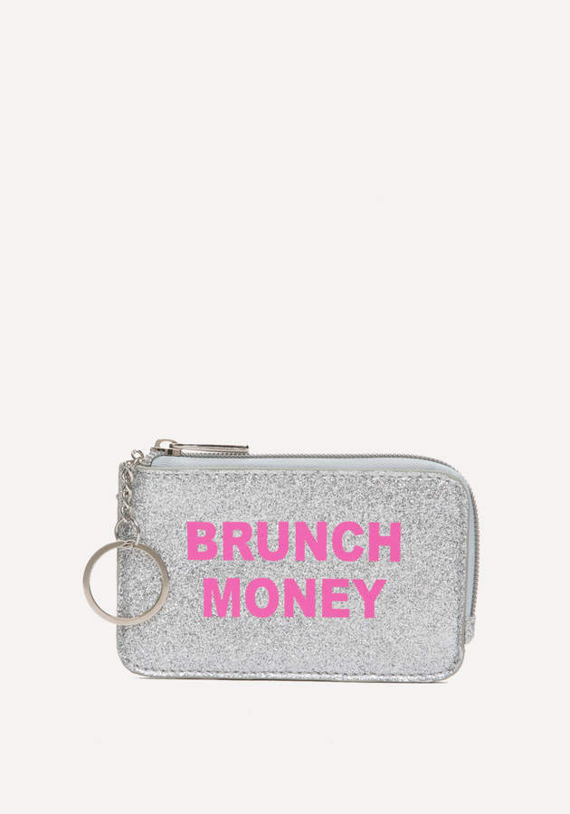Brunch Money Change Purse