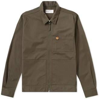 Universal Works Zip Shirt Jacket