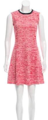 Louis Vuitton Silk A-line Dress