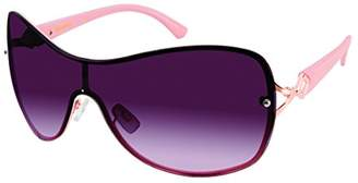 Southpole Women's 451sp-Rgdrs Shield Sunglasses