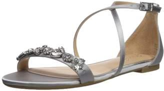 Badgley Mischka Jewel Women's Tessy Flat Sandal