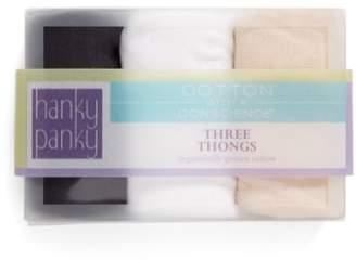 Hanky Panky Low Rise Thong