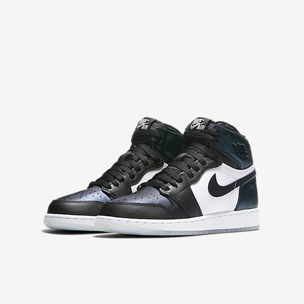 Air Jordan 1 Retro High OG Big Kids' Shoe 9