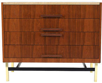 One Kings Lane Vintage Paul McCobb Heritage Chest of Drawers - Castle Antiques & Design