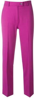 CK Calvin Klein (CK カルバン クライン) - Ck Calvin Klein tailored cropped trousers
