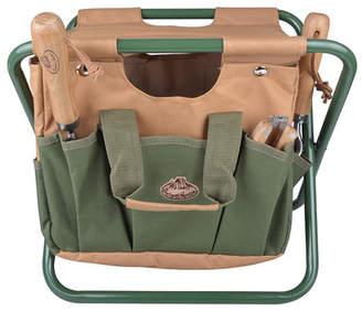 EsschertDesign Canvas Tool Bag and Stool Carry-All