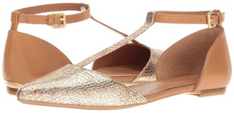 Calvin Klein - Ghita Women's Dress Flat Shoes $99 thestylecure.com