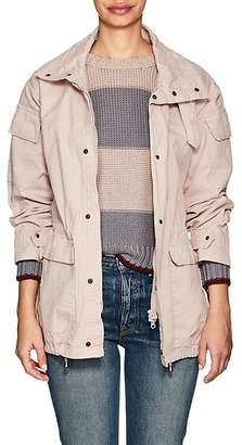 NSF Women's Loki Cotton Twill Jacket