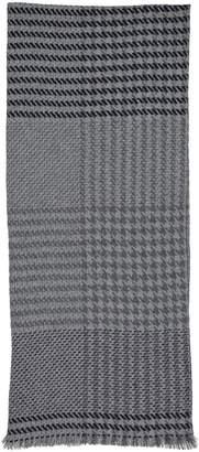 Malo Grey Cashmere Scarves