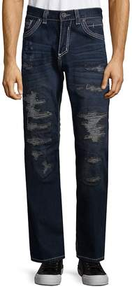 Affliction Men's Distressed Jeans