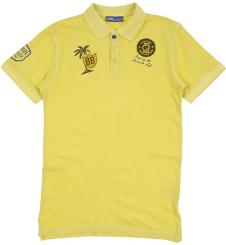Gaudi' GAUDÌ Polo shirts - Item 12168939DT