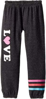 Chaser Kids Soft Love Knit Love Sweatpants Girl's Casual Pants