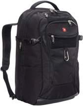 Swiss Gear Swissgear 1900 Travel Backpack - Black