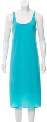 Tibi Sleeveless Midi Dress w/ Tags
