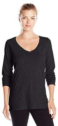 Columbia Women's Everyday Kenzie V Neck Ls $9.55 thestylecure.com