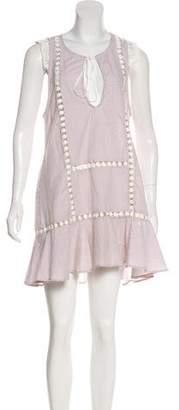 For Love & Lemons Sleeveless Mini Dress