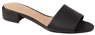 Banana Republic Low Heel Slide