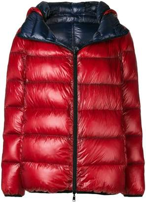 Herno short padded jacket