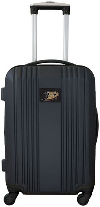 Anaheim Ducks 21-Inch Wheeled Carry-On Luggage