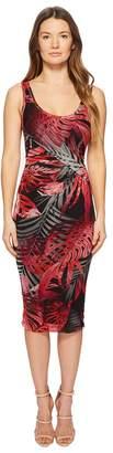 Fuzzi Fitted Tank Dress Women's Dress