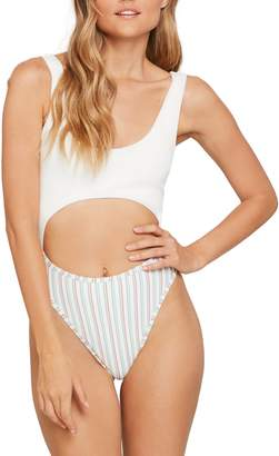 L-Space L Space x Becca Tilley Kira Bitsy One-Piece Swimsuit