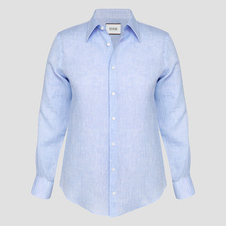 Darcy Cotton Linen Shirt $225 thestylecure.com