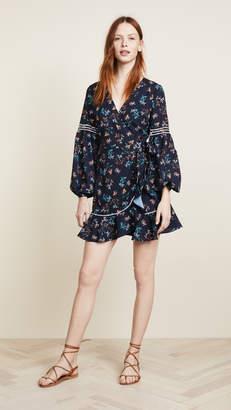 The Fifth Label Skyward Wrap Dress
