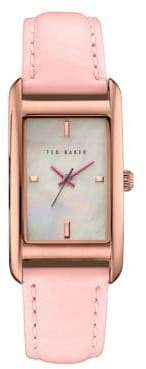 Ted Baker Bliss Leather Watch