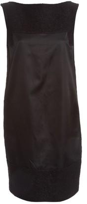 Longchamp Black Silk Dresses
