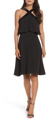 Women's Maggy London Catalina Popover Dress $138 thestylecure.com