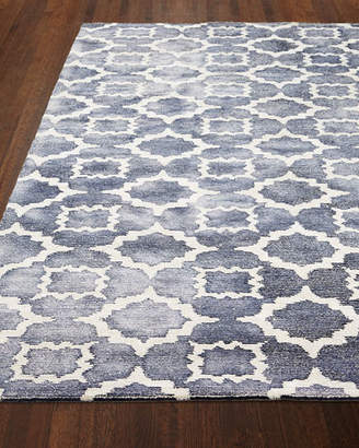 Dash & Albert Reeve Hand-Knotted Runner, 2.5' x 8'