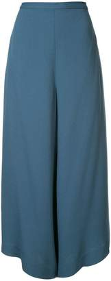Ginger & Smart Junction asymmetric cropped trousers