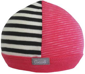 Coccoli Ribbed Stripes Cap