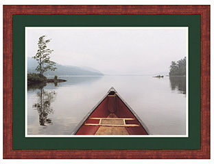 Amanti Art Pointing the Way Framed Art Print by Orah Moore