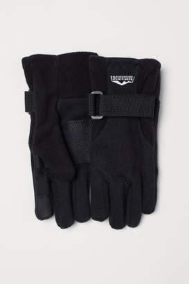 H&M Smartphone Gloves - Black