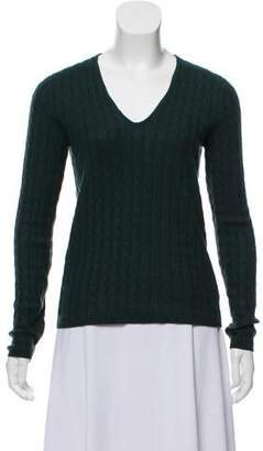Magaschoni Lightweight Cashmere Top