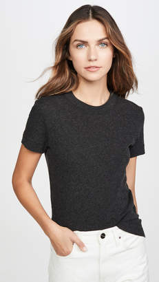 Enza Costa Cashmere Perfect Tee