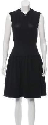 Chanel 2016 Knit Dress