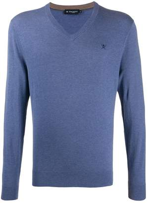 Hackett slim-fit knit sweater