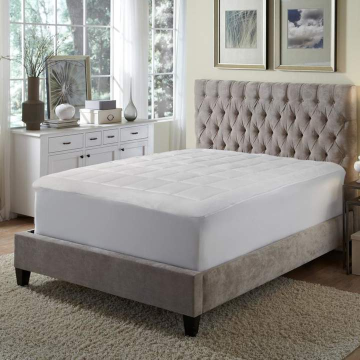 Concierge Collection Microplush Mattress Pad - Twin