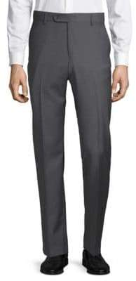 Saks Fifth Avenue BLACK Classic Textured Pants