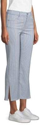 3x1 Austin Cropped Striped Pants