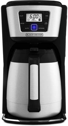 Black & Decker CM2035B 12-Cup Programmable Thermal Coffeemaker