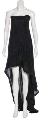 Alexis Strapless Maxi Dress