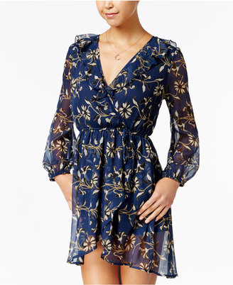 American Rag Ruffled High-Low Fit & Flare Dress, Only at Macy's $69.50 thestylecure.com